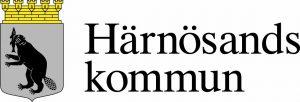 Härnösands+kommun+logo+text+höger